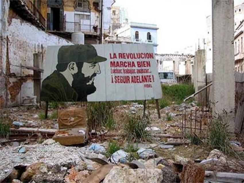 Cuba: 60 anos de revolução comunista, atraso, miséria e taxa de pobreza de  90% – Portal S1